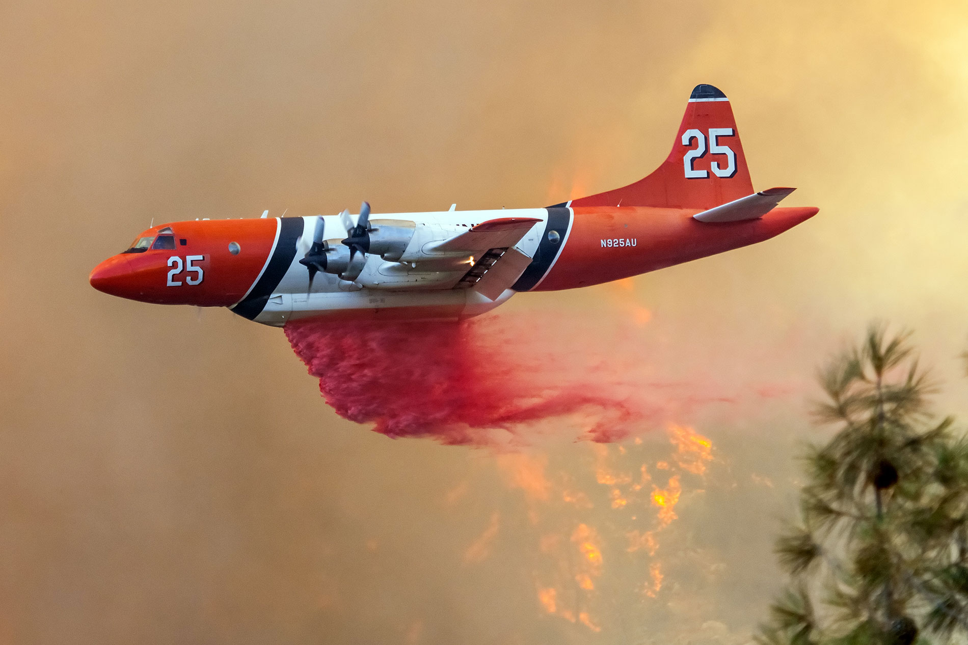 Orion Aerial to Revive P-3 Aerial Firefighting Fleet